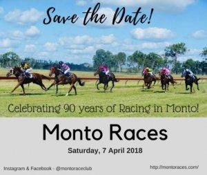 Monto Races 2018 @ Monto Racecourse