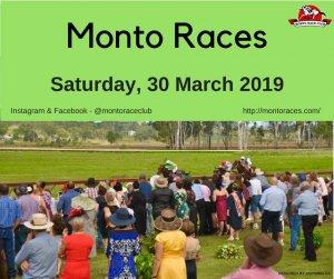 Monto Races @ Monto Racecourse | Monto | Queensland | Australia