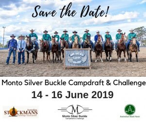 Monto Silver Buckle Challenge @ Monto Showgrounds  | Monto | Queensland | Australia